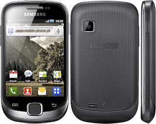 Spesifikasi Samsung Galaxy Fit S5670