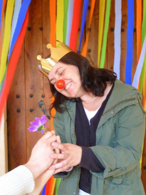 catyflor Tarta Circus... 3 años de Magia, 3 años de Circo