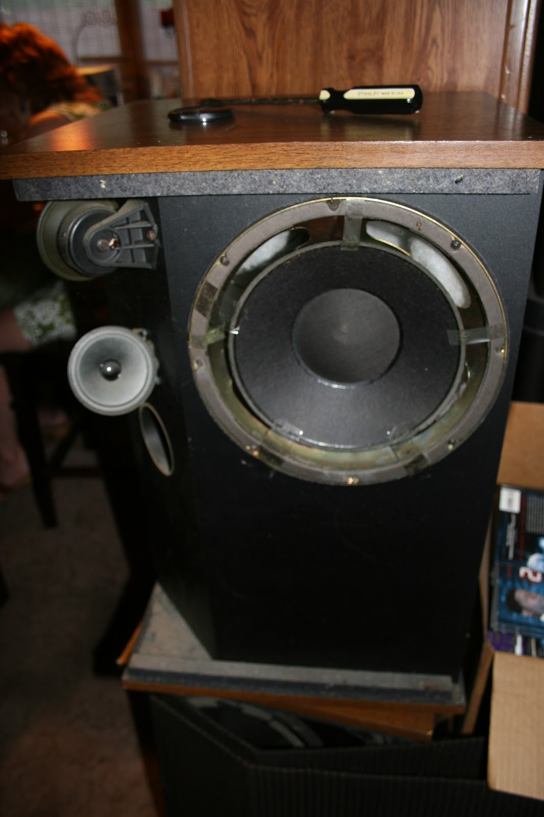 bose 501 series iv. 99 unfinished projects bose 501 series iv