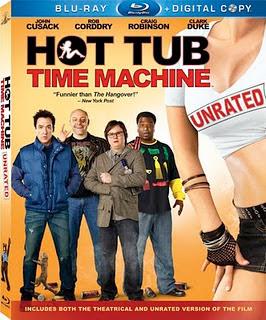 Hot Tub Time Machine (2010) BRRip 500 MB, hot tub time machine