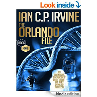 The Orlando File by Ian C.P. Irvine