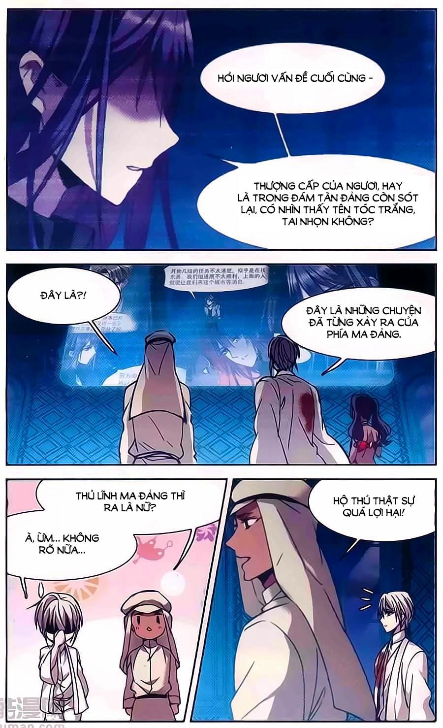 Huyết Tộc Cấm Vực chap 90 page 4 - IZTruyenTranh.com