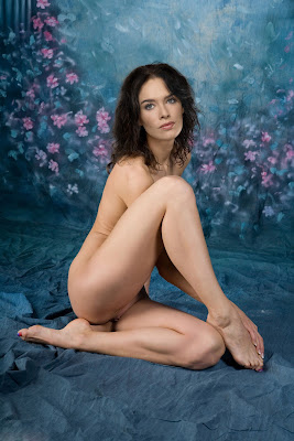 61726 Lena Headey Dejamort 0137 123 483lo Lena Headey Nude Possing her Boobs & Pussy Fake