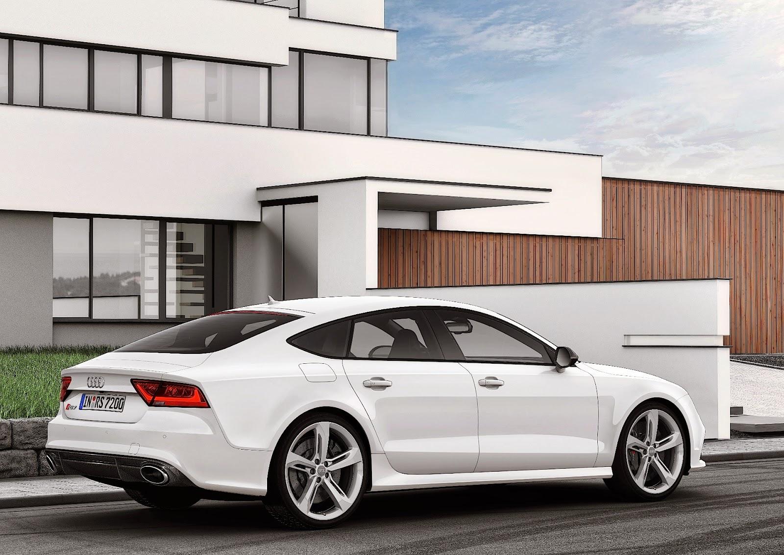Imagen del Audi RS7 Sportback