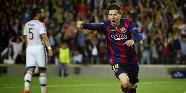 C1 : le FC Barcelone corrige le Bayern Munich (3-0)