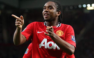 Pemain Manchester United, Anderson