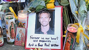Chile calle Paul Walker