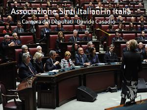 Boldrini (Rom e Sinti) Parlamento