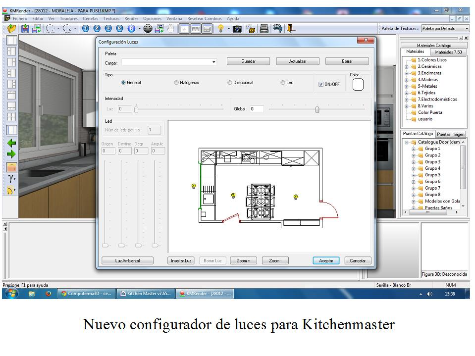 Centro Kitchenmaster Madrid 3d Septiembre 2015