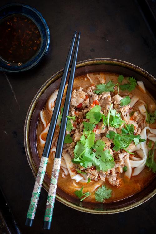 Sichuan DanDan Noodles