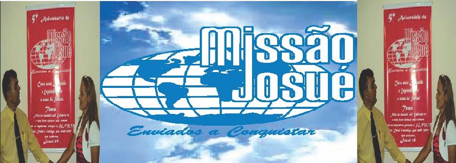 Missão Josué Enviados a Conquistar