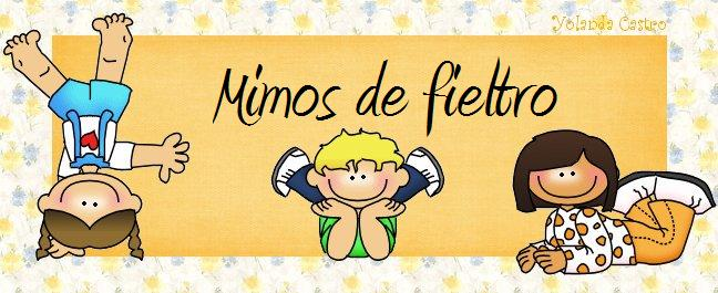 """Mimos de fieltro"""