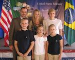 US Embassy Brazil