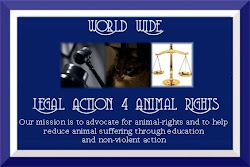 World Wide Legal Action 4 Animal Rights