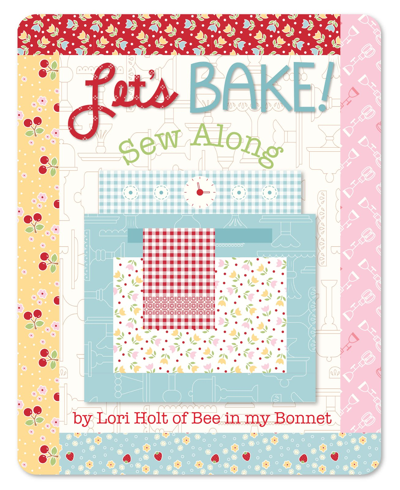 Let's Bake Sew Along!