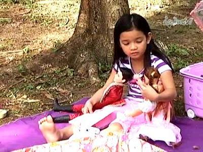 Xyriel Manabat in the winning 'Mitos' Touch' episode of Wansapanataym