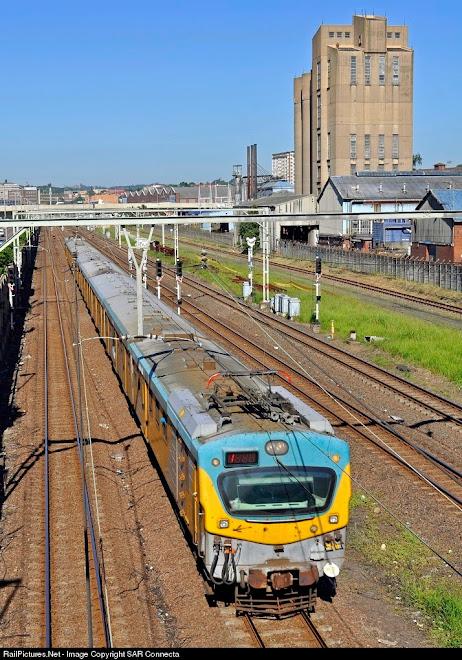 10M5 Metrorail Set