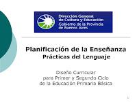 planificacion de la enseñanza