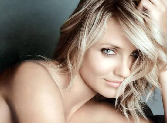 Hot Celebrity Cameron Diaz
