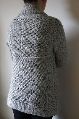 free cardigan knitting pattern