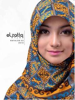 Katalog Elzatta Hijab Terbaru