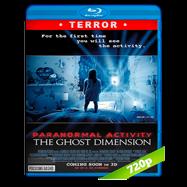 Actividad Paranormal: La Dimensión Fantasma (2015) BRRip 720p Audio Dual Latino-Ingles