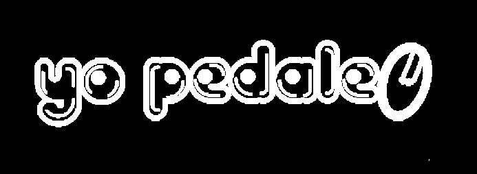 Yo pedaleo