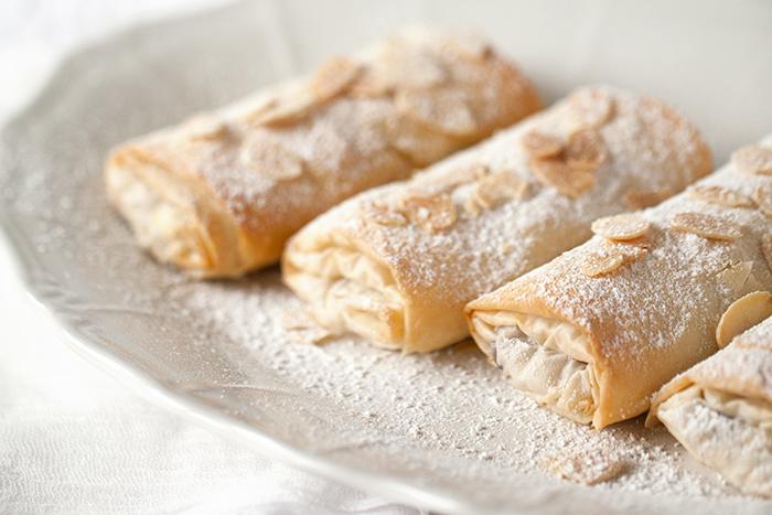 Греческое тесто фило рецепты