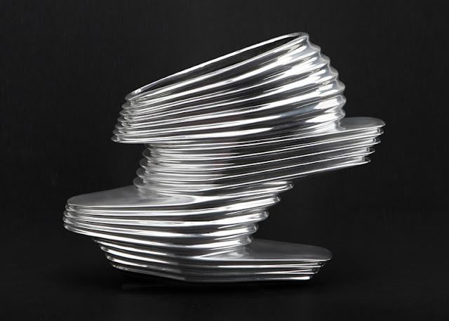 Zaha Hadid and United Nude Unveil the nOVa Shoe | ArchDaily
