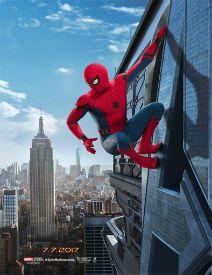 El Hombre Araña: de regreso a casa (2017)