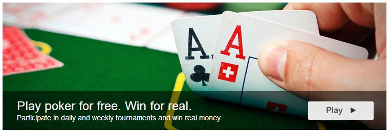 Dukascopy Poker