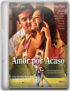 Capa Amor Por Acaso   DVDRip   Dublado (Dual Áudio)