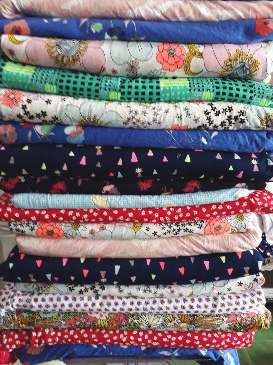 Chuyên Thu Mua Vải Cotton tồn kho Giá Cao