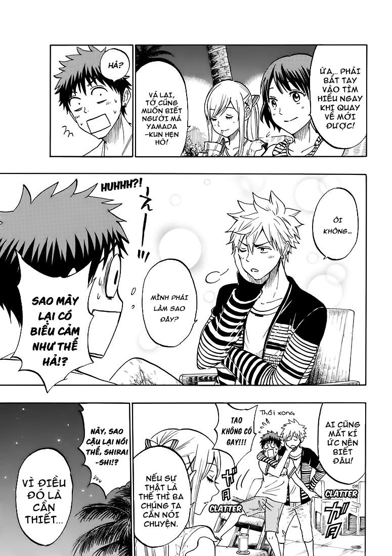 Yamada-kun to 7-nin no majo chap 204 page 19 - IZTruyenTranh.com