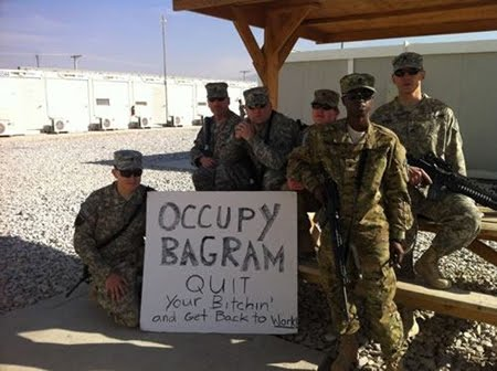 Occupy Movement, Bagran