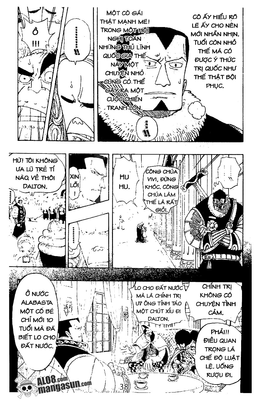 Đảo Hải Tặc chap 142 - Trang 8