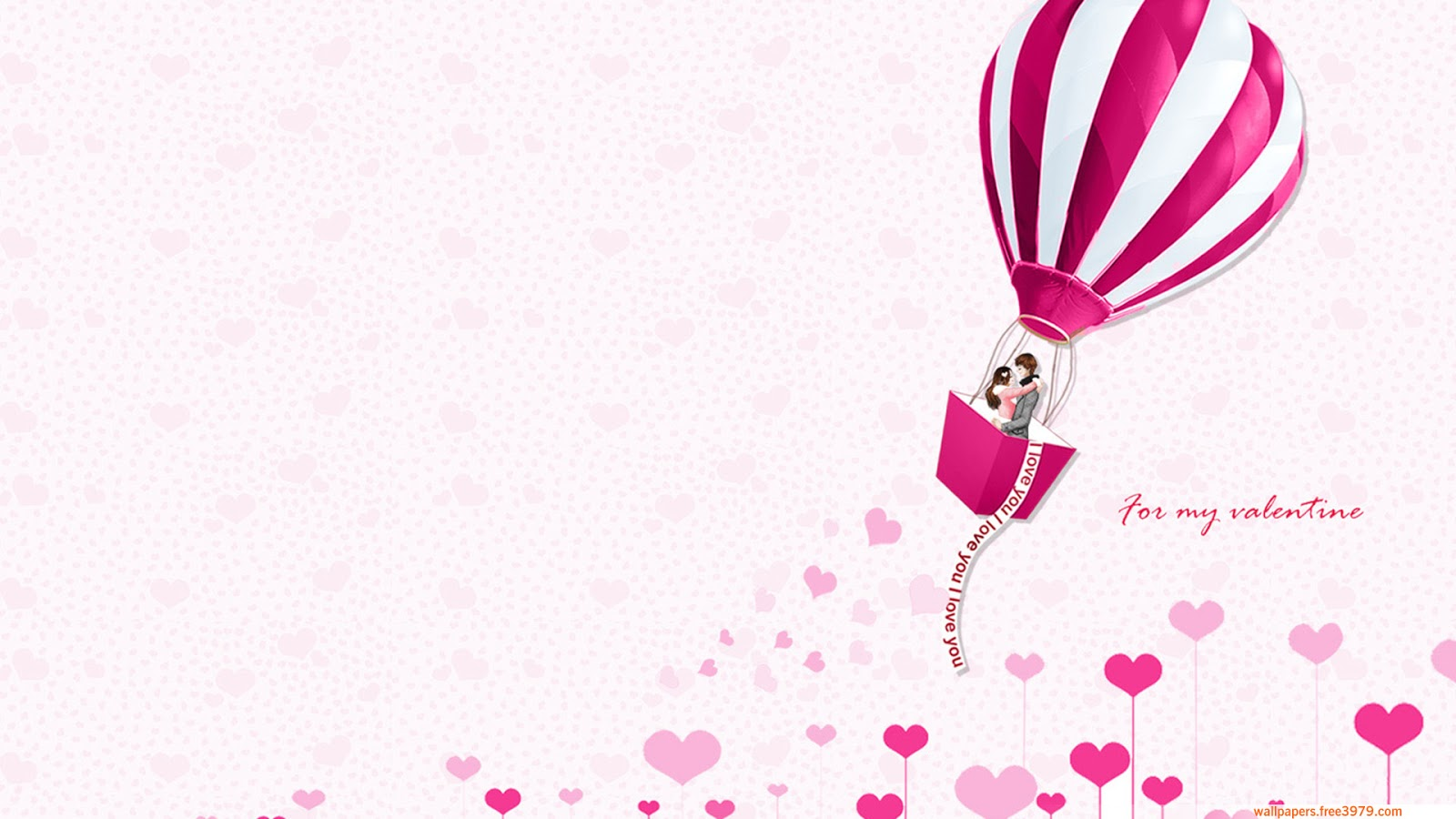 Wallpapers-Wallpaper: Cute Valentines Day Free Wallpapers