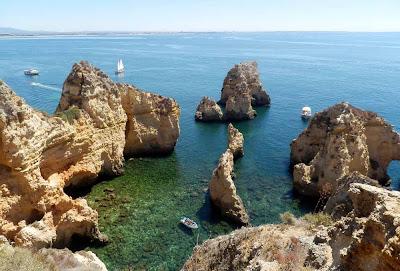 Ponta de Piedade – Portugal