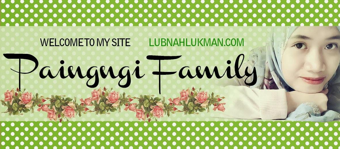 Lubnah Lukman - Paingngi Family