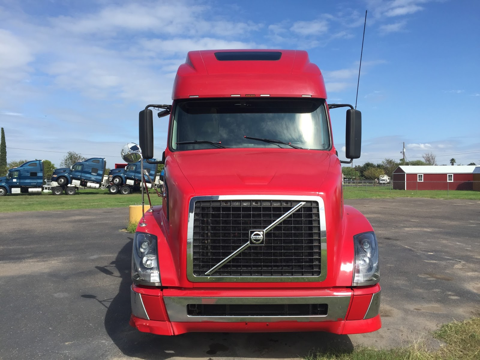 Heavy duty truck sales december special you can own this 2008 volvo vnl64t670 for only 5 000 down 400hp cummins 9 speed manual transmision jakes