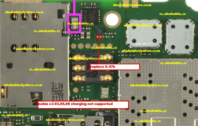 If you desire to solve Nokia c2-03 charging not supported problem, you