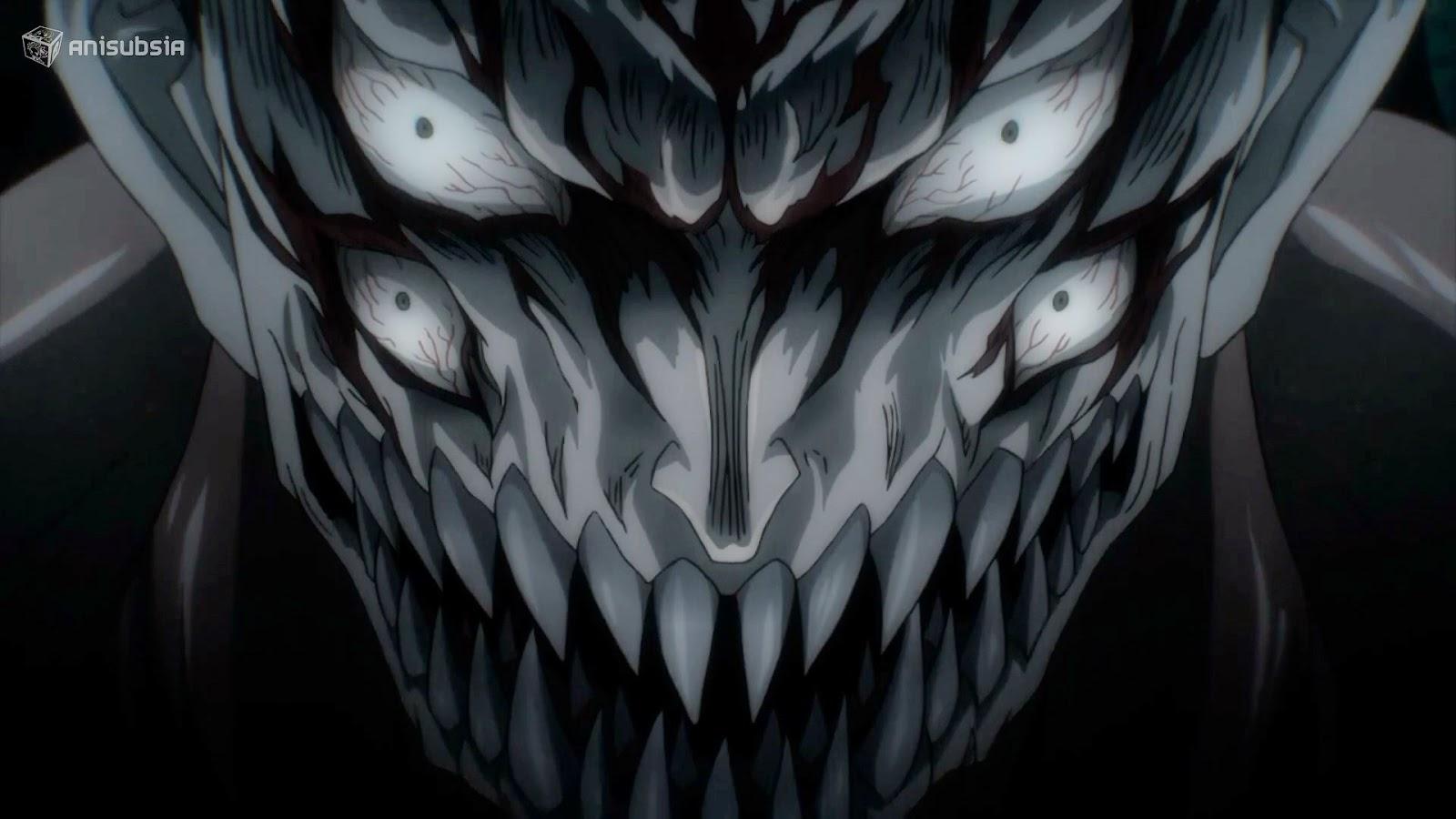 Anime Ini Merupakan Horor Gore Yang Tayang Di Tahun 2014 Saat Itu Paling Populer