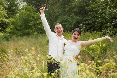 Подготовка к свадьбе закончилась
