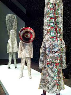 sound suit, dance, Denver Art Museum