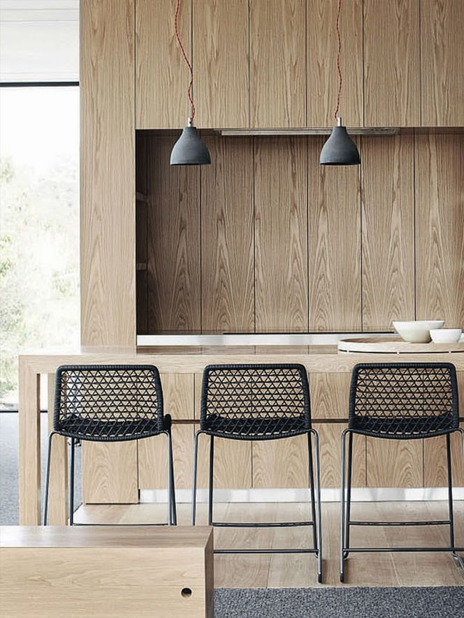 Wooden Kitchen Finish Norse White Design Blog