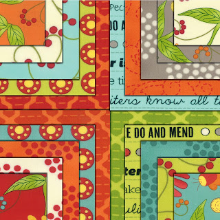 Moda BOBBINS AND BITS PRINTS Quilt Fabric by Pat Sloan
