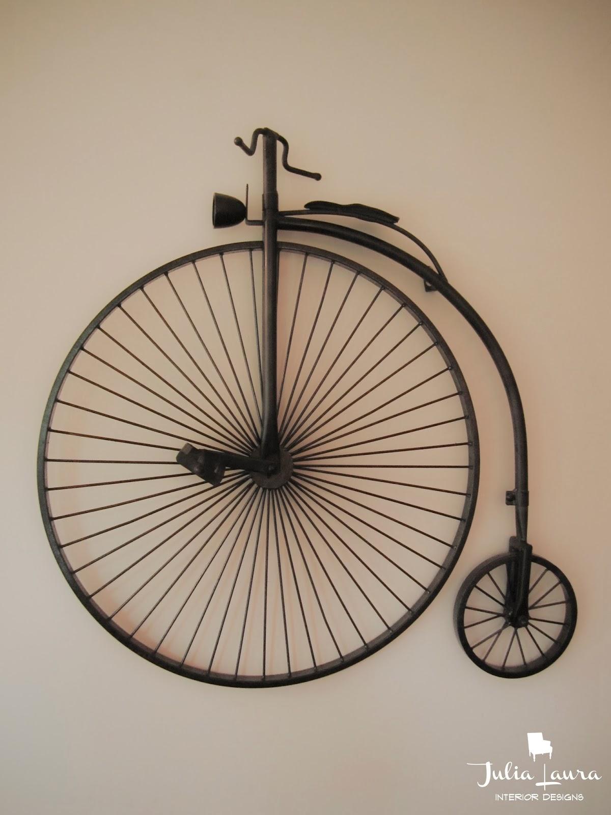 Amazing Metal Bike Wall Decor Motif Art Ideas Dochista Info