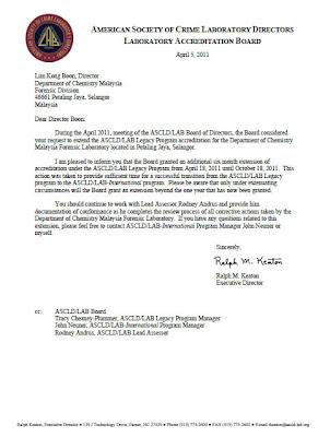 Contoh Surat Mc