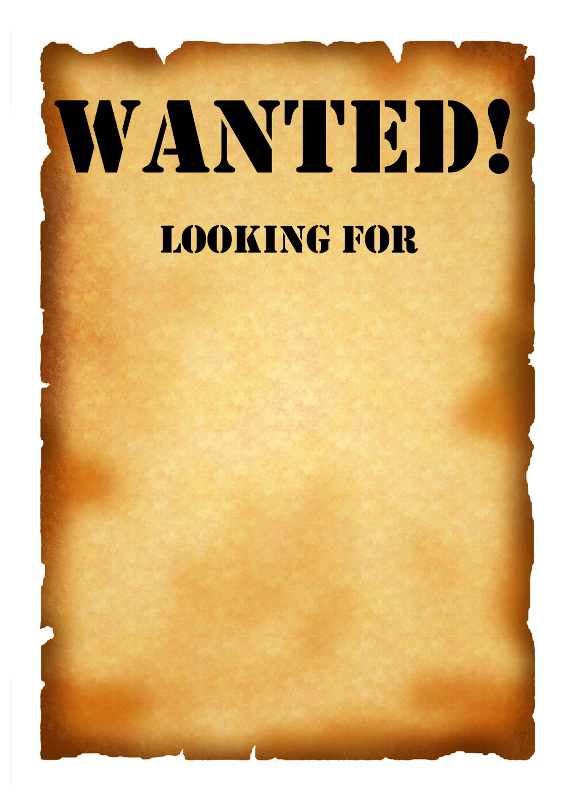 wanted - photo #22