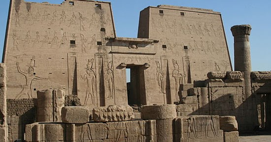 Temple Of Horus At Edfu Ancient Egypt Facts